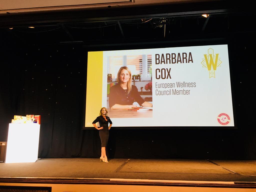 Barbara Cox Nutrition workshop