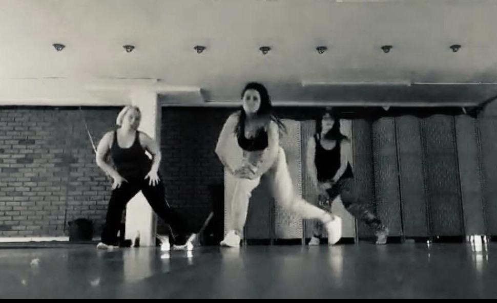 Urban Shanti online fitness dance class