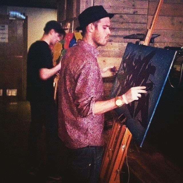 Zinc Styles creativity graffitti workshops