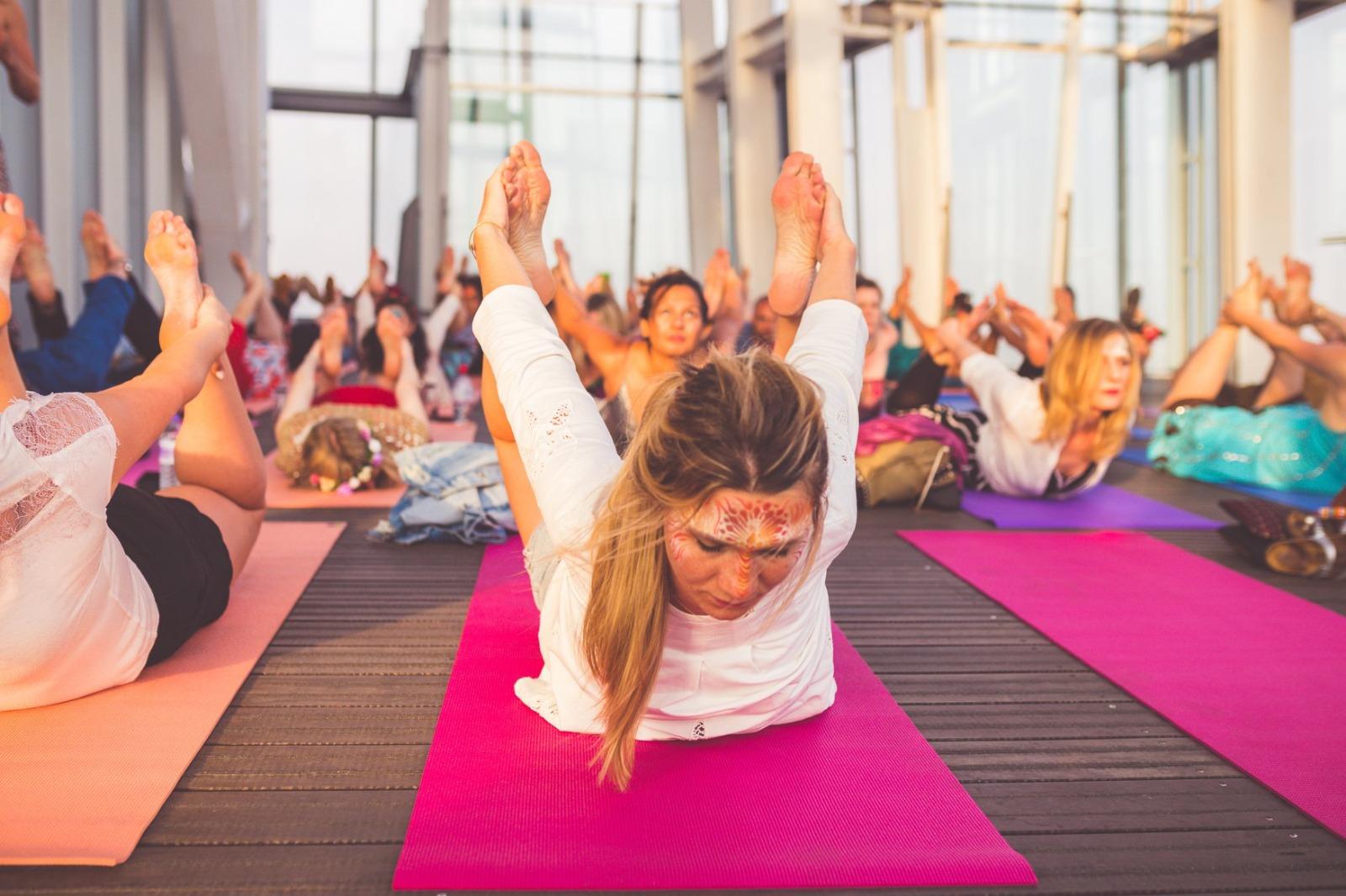 Morning Gloryville online Yoga