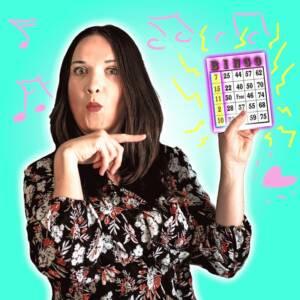 Virtual events Disco bingo