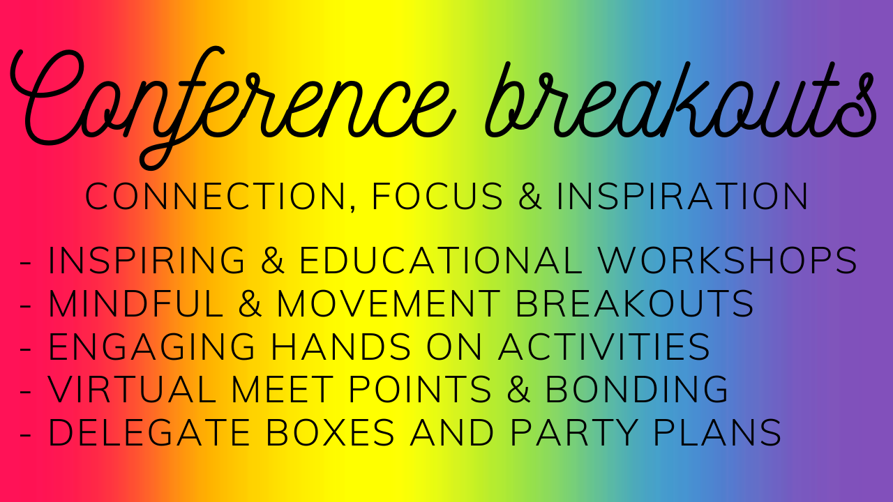 conference breakouts