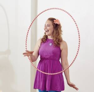 family fun day Hooping classes